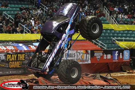 monster truck show greensboro nc greensboro north carolina monster jam january 14