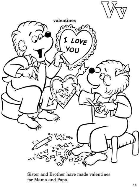 charlie bear coloring pages berenstain bears coloring pages coloringsuite com