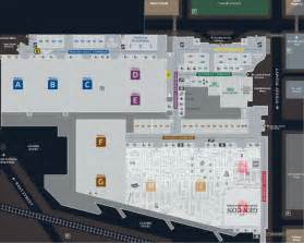 convention center map gen con community