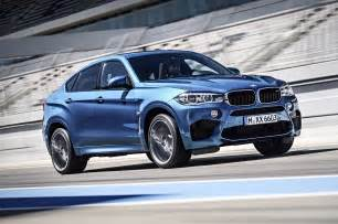 Bmw Prices 2015 2015 Bmw X6m Revealed Prior To La Auto Show Reaching