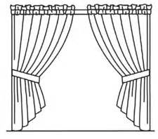 How To Drape Window Scarves Common Forms Of Curtain Arrangements Dot Com Women