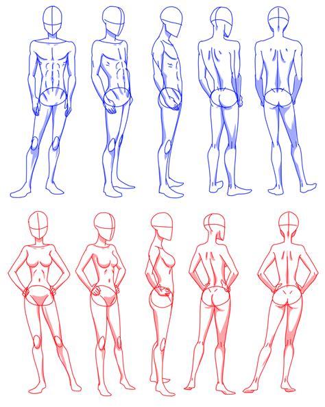 rotate pattern sketch body rotation by flipfloppery on deviantart