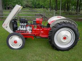 Ford N Tractor Marvin Baumann Antique Tractors