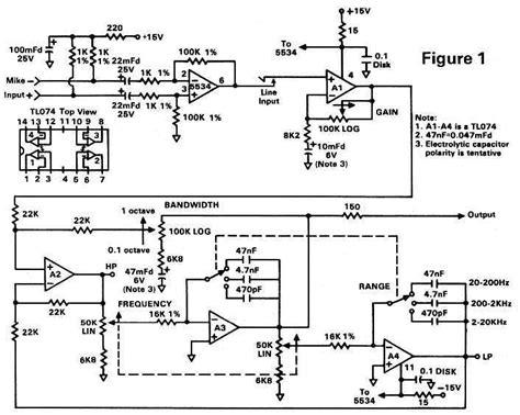 Bosh Blok Cb Bj Bb137007 spectrum analyzer and equalizer designs