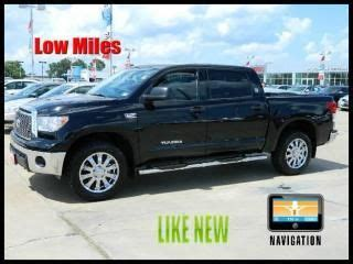 buy used 2012 toyota tundra truck crew max cab 6 speed automatic electronic w overdrive in buy used 2012 toyota tundra 4wd truck crewmax 5 7l v8 6 spd at in beaumont texas united