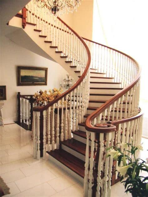 scale eleganti per interni scale a giorno in stile classico per alberghi eleganti