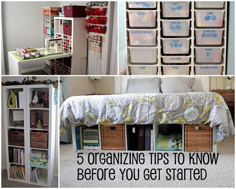 house organization home office reorganization tips home organizing help