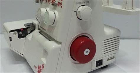 Pisau Atas Untuk Mesin Jahit Obras pilihan harga mesin obras berbagai merek