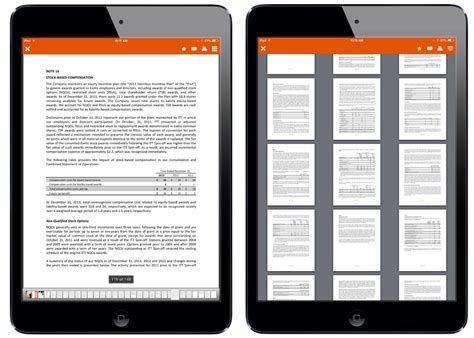 pdf mobile viewer integrated pdf document viewer