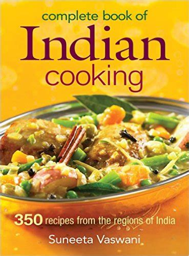 Book Giveaway India - cookbook giveaway complete book of indian cooking