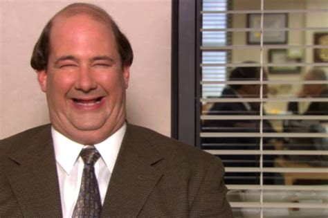 kevin the office on