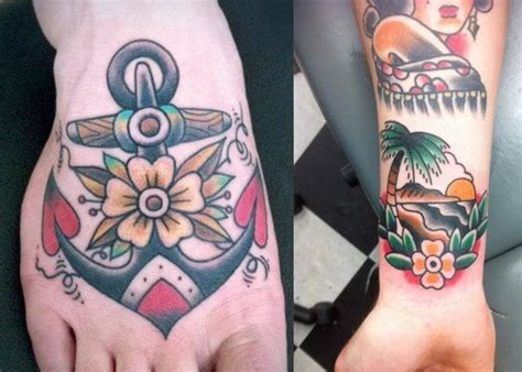 tattoo old school mujer tatuajes old school significado y dise 241 os de los tatuajes