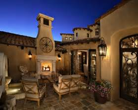 Outdoor Brick Fireplace Grill
