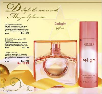 Parfum Delight Oriflame oriflame india products and tips oriflame delight x gift set