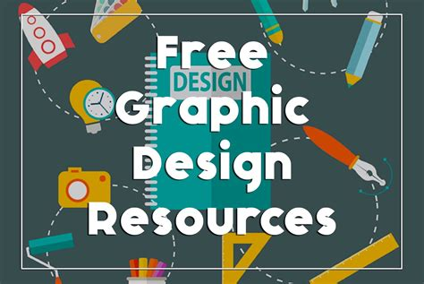 design free resources free graphic design resources every student should know