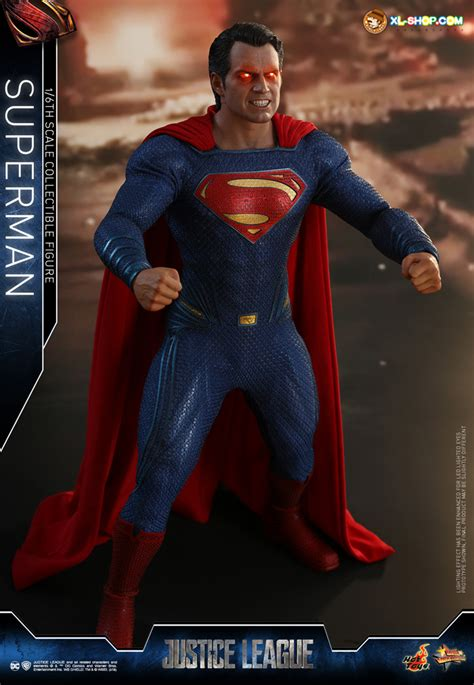 Toys Ht Cosbaby 391 Justice League Superman toys mms465 justice league 1 6th scale superman collectible figure ship q4 2018 q1 2019