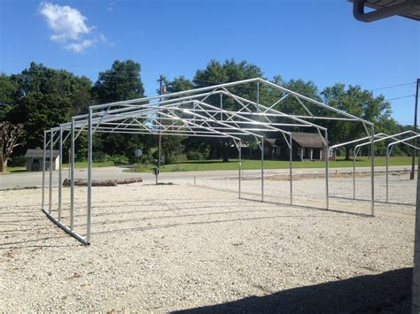 Metal Carport Frames Only handi port