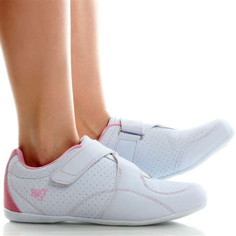 womens velcro athletic shoes s white velcro sneakers white pink velcro trainers