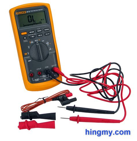 Multimeter Digital Fluke 87v 87v