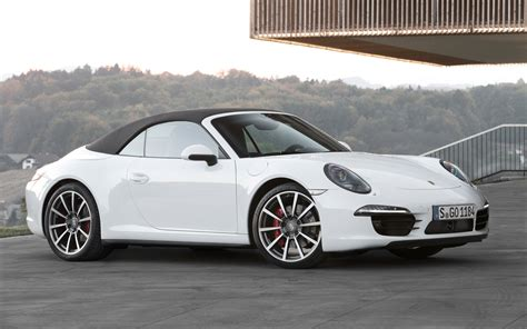 porsche 911 convertible 2013 porsche 911 carrera 4 and 4s first drive motor trend