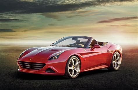 ferrari california 2016 2016 ferrari california t adds handling speciale package