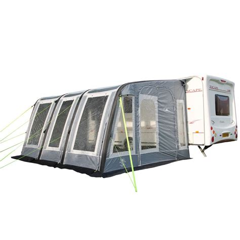 sunnc ultima grande 390 air caravan porch