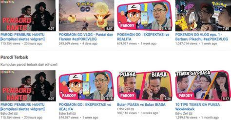 Sho Dove Di Indo 10 vlogger paling tenar di indonesia youthmanual