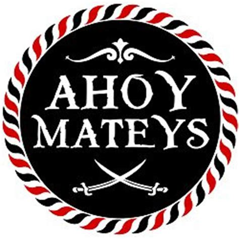 printable pirate party decorations pirate party ahoy mateys printables free download
