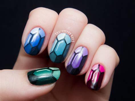La Nail Colorpop Precious 1 tutorial precious gems nail inspired by the ring and