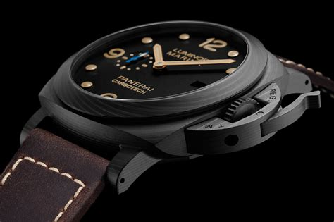 Panerai Pam661 Luminor Marina Carbotech Grade panerai introduces slew of new models from thin to carbotech to engraved firenze