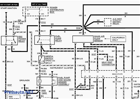 98 ford f150 wiring diagram 98 f150 fuel wiring diagram pressauto net