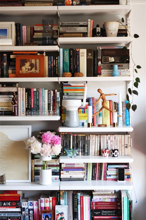 bookshelf organization ideas 15 styled bookcases that will make you want to redecorate