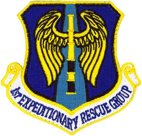 rescue groups 1st expeditionary rescue flightline insignia