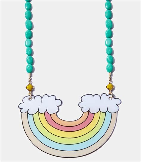 Umbrella Necklace From Fred Flare by 27 Best Fall 2013 Sale Accessories Images On