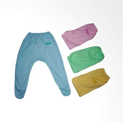 Celana Bayi Panjang jual dessan newborn panjang multicolor celana bayi 4 pcs