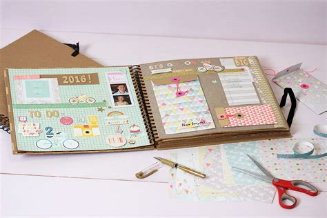 Papercraft Tips - scrapbook page layouts hints tips and tricks