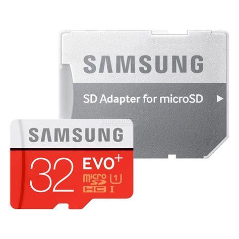 Micro Sd Card 32 Giga micro sdhc memory card adapter samsung evo 32 gb mb mc32ga eu