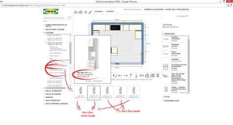 meuble cuisine four et micro onde 228 marche 224 suivre pour la r 233 alisation d une cuisine avec le
