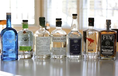 best gin drink top 10 new american gins drink spirits