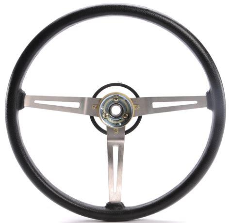 Steering Wheel Jeep Omix Ada 18031 05 Oem Style Vinyl Grip Steering Wheel For