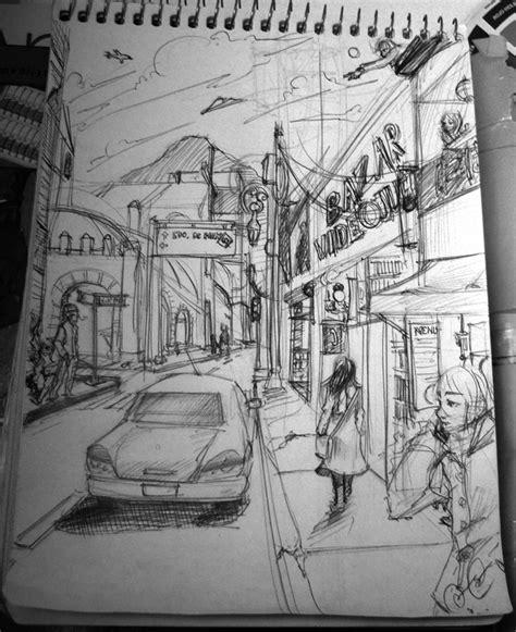 street sketchbook street graphics street sketch by nheblue on