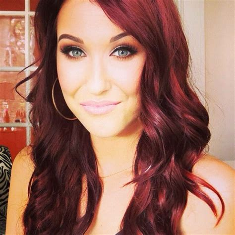 jaclyn hill hair color 1000 images about hair color red on pinterest dark