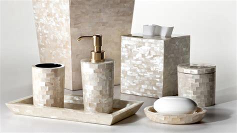 luxury bathroom accessories set home design lover
