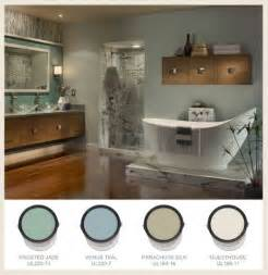 Room decor amp set up spa like color palate ideas bath spa cans border