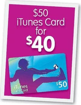 Big W Gift Cards Australia - 50 itunes gift card for 40 at big w gift cards on sale