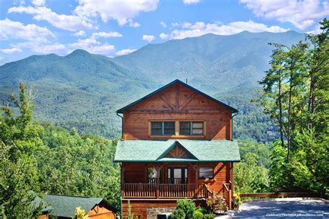 peak 1 bedroom cabin gatlinburg falls
