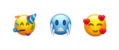 cold smiley frowning poo among 67 emoji potentially