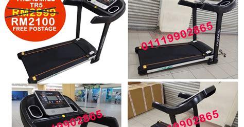 Dumbell Termurah kedai alat senaman offer treadmill termurah