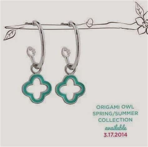 Origami Owl Earrings - cherished lockets origami owl earrings