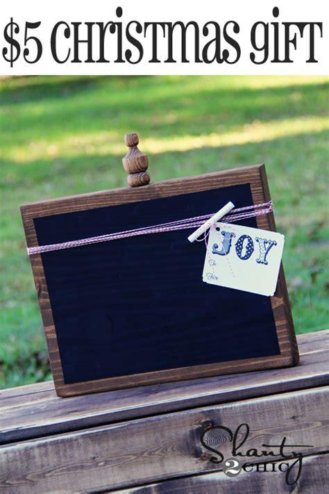 chalkboard diy gifts 75 gift ideas 5